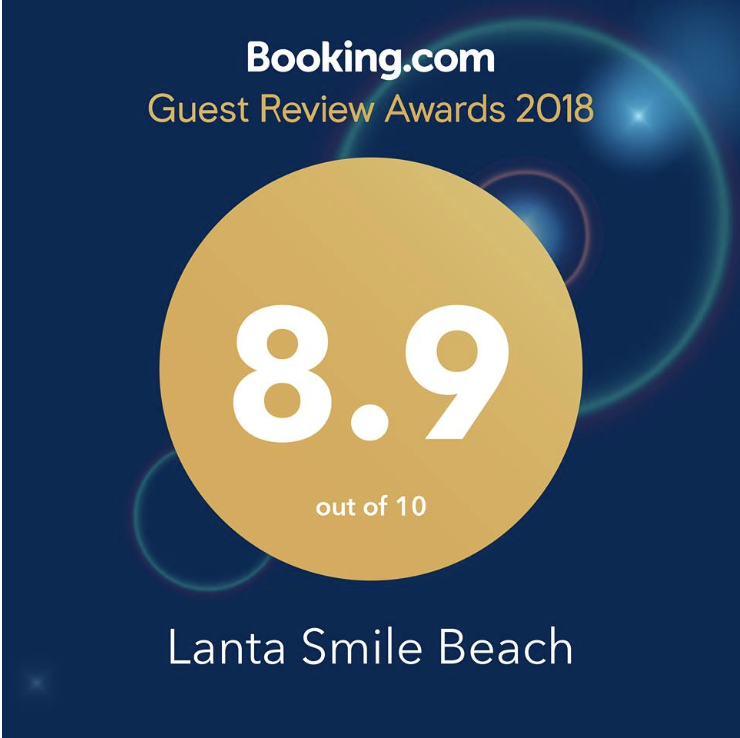 Lanta Smile Beach on Booking.com
